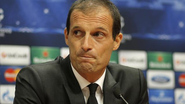 Serie A - Allegri: Milan players were not 'late for training'