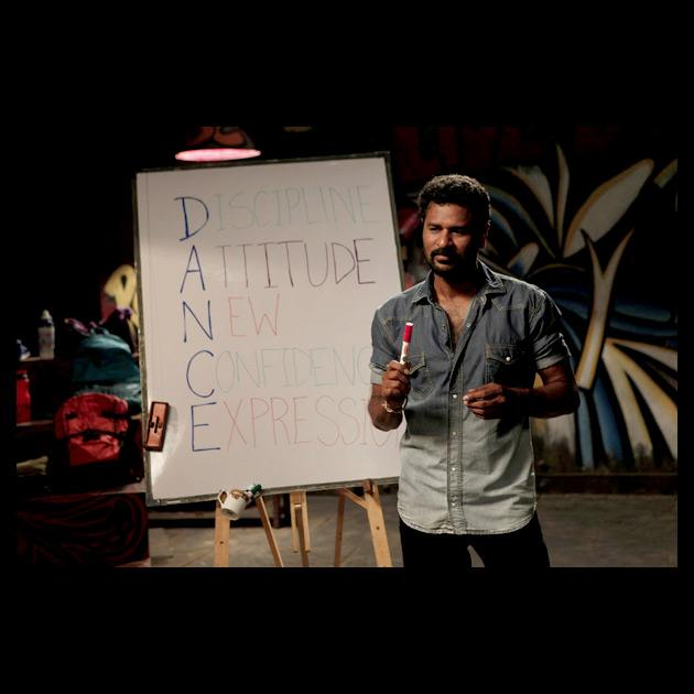 ABCD: Dance without inhibition