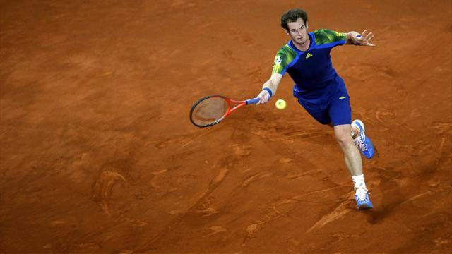 Rome Masters - Murray v Granollers LIVE