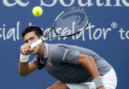 Tennis: Western and Southern Open - Paire vs Djokovic