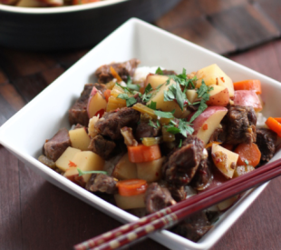 Asian Pot-Roast