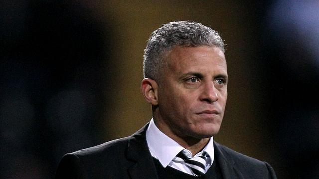 League One - Curle sacked by Notts County