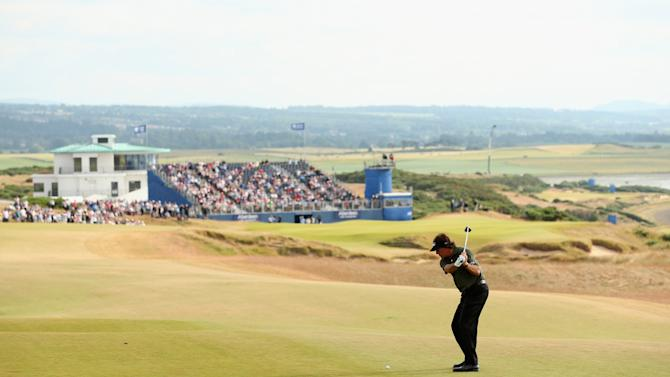 Aberdeen Asset Management Scottish Open - Day Two
