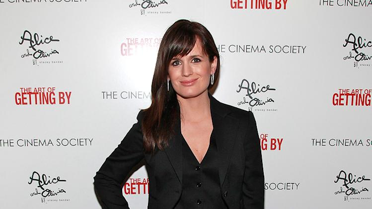 The Art of Getting By NYC Premiere 2011 Elizabeth Reaser