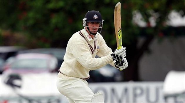 Kevin Pietersen blasted his way to a near run-a-ball ton for Surrey