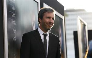 "Villeneuve poses at the premiere of ""Prisoners"" at the Academy of Motion Picture Arts and Sciences in Beverly Hills"