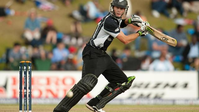 Cricket - New Zealand beat South Africa to level series
