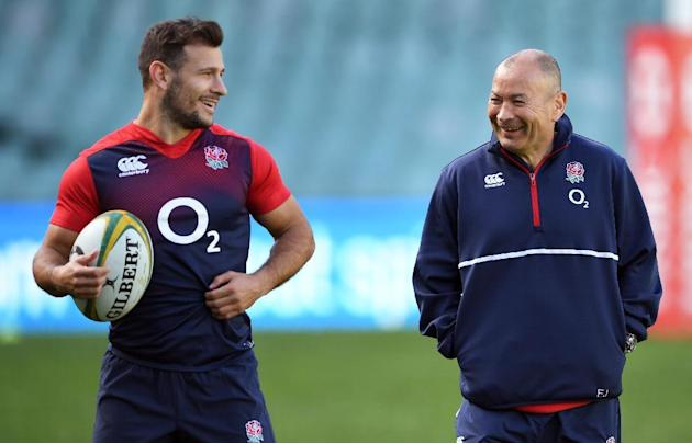 Rugby Union - Jones has flanker problem ahead of latest England squad
