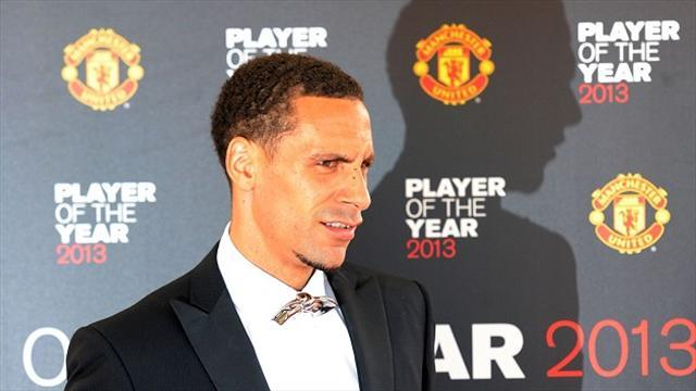 Premier League - Moyes would have been Rio`s choice