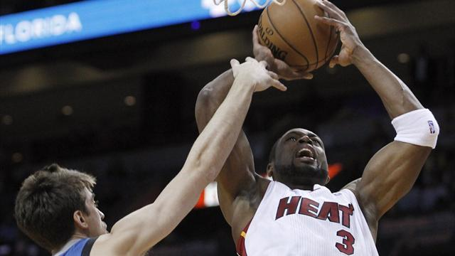 NBA - Heat tame Timberwolves despite huge rebounding gulf