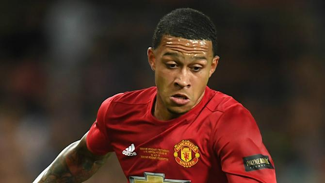 OFFICIAL: Lyon confirm Memphis Depay signing from Man Utd