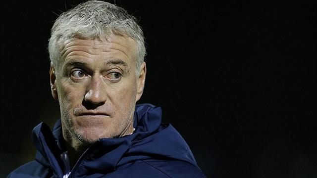 World Cup - Deschamps to pick France squad with Euro 2016 in mind