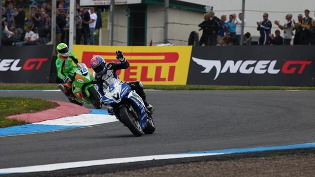 Superbikes - Snetterton BSB: Easton to defend narrow Supersport lead