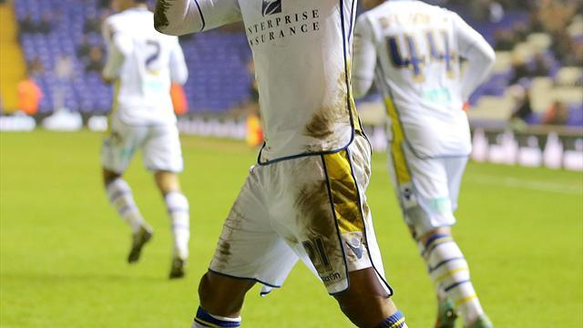 FA Cup - Leeds strike back to beat Blues