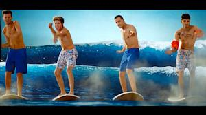 """One Direction Goes Shirtless in """"Kiss You"""" Music Video: Who Has the Best Body?"""