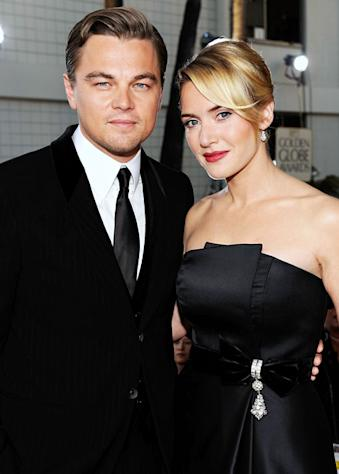 Leonardo DiCaprio Walked Kate Winslet Down the Aisle at Ned Rocknroll Wedding