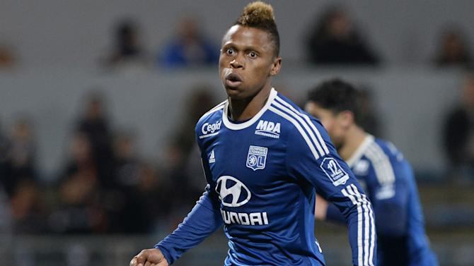 Cameroon's Clinton N'Jie scores in Marseille rout
