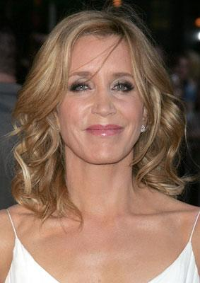 Felicity Huffman at the New York premiere of Universal Pictures' Georgia Rule