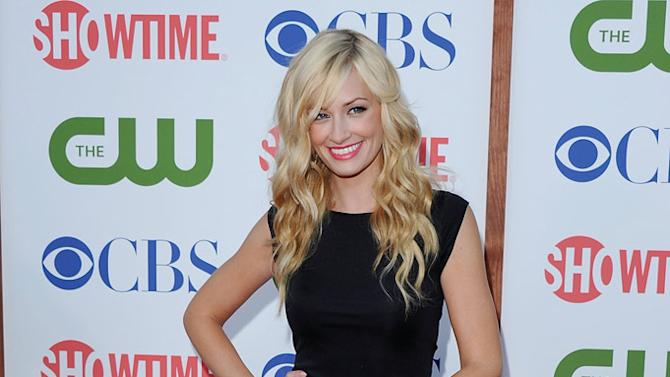 Beth Behrs at the 2011 TCA Summer Press Tour - CBS, The CW, Showtime at The Pagoda on August 3, 2011 in Beverly Hills, California.
