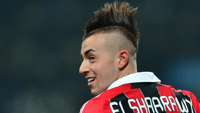 Serie A - El Shaarawy staying at Milan, won't join Man City