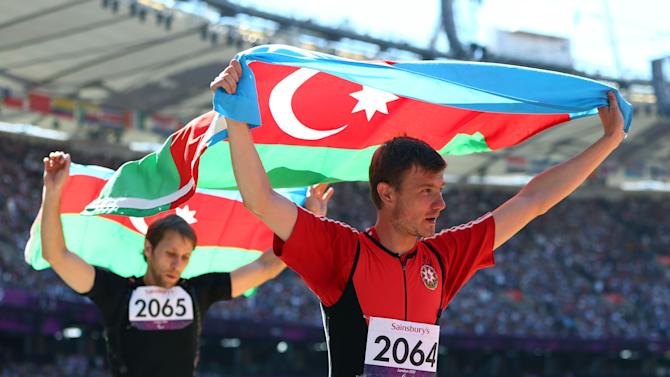 2012 London Paralympics - Day 10 - Athletics