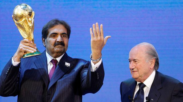 World Cup - Qatar to spend staggering £134 billion on World Cup
