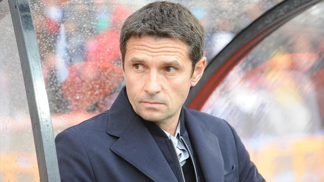 Remi Garde, manager of Aston Villa