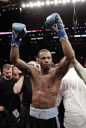 Chad Dawson begins patient comeback from KO losses
