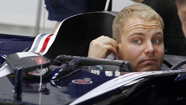 United States Grand Prix - Bottas reckons he underperformed