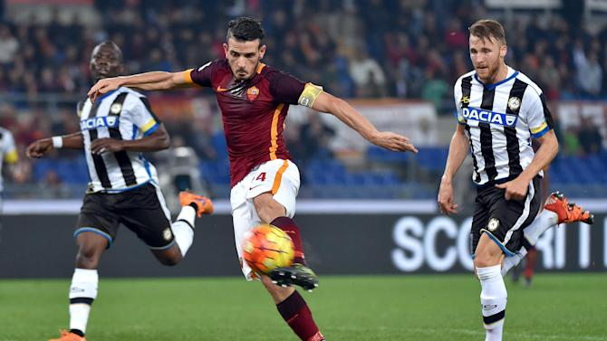 Roma-Udinese to kick start Serie A season