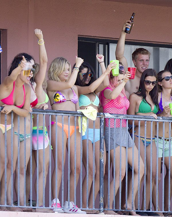 Ashley Benson: 'Spring Breakers' Will Be Too Racy For Teen Audience