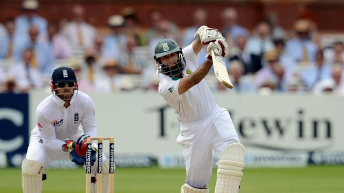 England dropped Hashim Amla for the sixth time this summer at Lord's