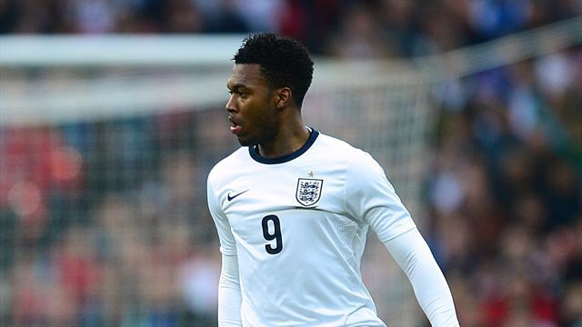 World Cup - Sturridge, Caulker out of Moldova clash, Lambert handed start