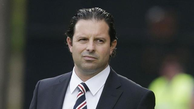 Scottish Football - Rangers withdraw director demand