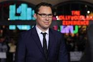 "Director of the movie Bryan Singer poses at the premiere of ""Jack the Giant Slayer"" in Hollywood, California February 26, 2013. The movie opens in the U.S. on March 1. REUTERS/Mario Anzuoni"