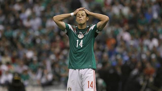 World Cup - Hernandez heads Mexico exiles given final chance to press Brazil claims