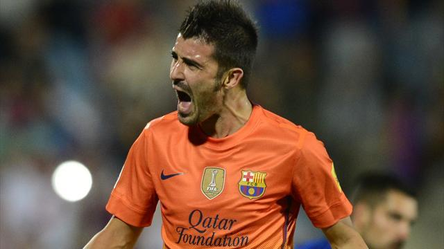 Liga - Rosell: Villa won't join Arsenal