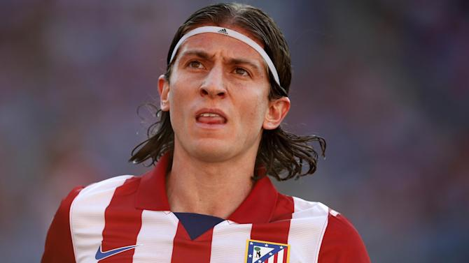 Premier League - Chelsea sign Filipe Luis from Atletico Madrid