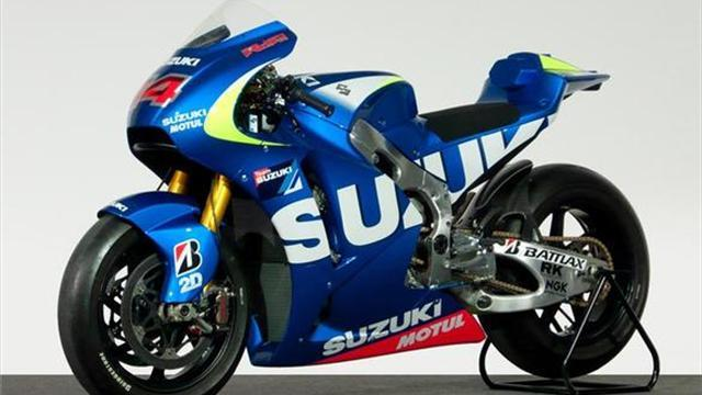 Motorcycling - Suzuki to return to MotoGP in 2015
