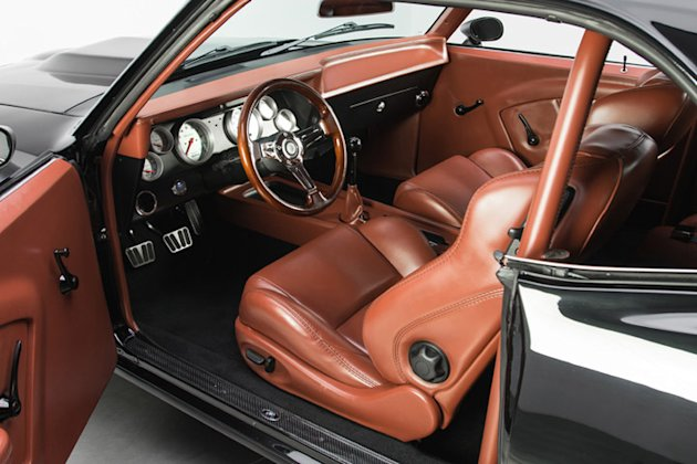 1969 camaro rs interior photo