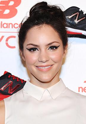 Would You Rock Extreme Eyeliner Like Katharine McPhee?