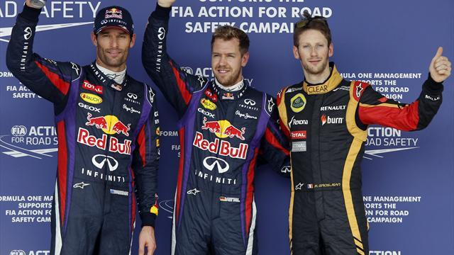 Formula 1 - Vettel and Webber ready for one last battle