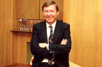 Run-ins with the coach driver and salt in the tea: Sir Alex Ferguson's early Manchester United days