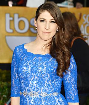 Mayim Bialik: I'm Done Breastfeeding My 4-Year-Old Son Fred