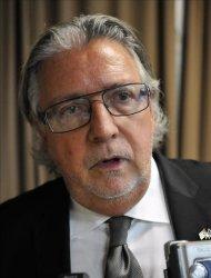 El embajador de la Unión Europea en Cuba, Herman Portocarero. EFE/Archivo