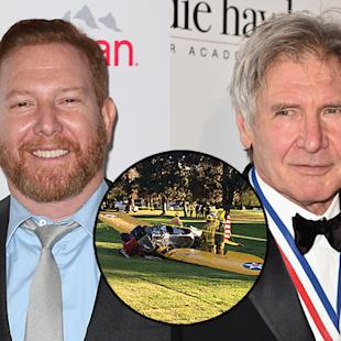 Hollywood Mogul Ryan Kavanaugh Witnessed Harrison Ford Crash: 'He Had a Five-Second Decision to Make' (Exclusive)