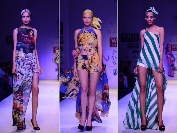 WIFW SS 14: Get Quirky with Statement Prints!