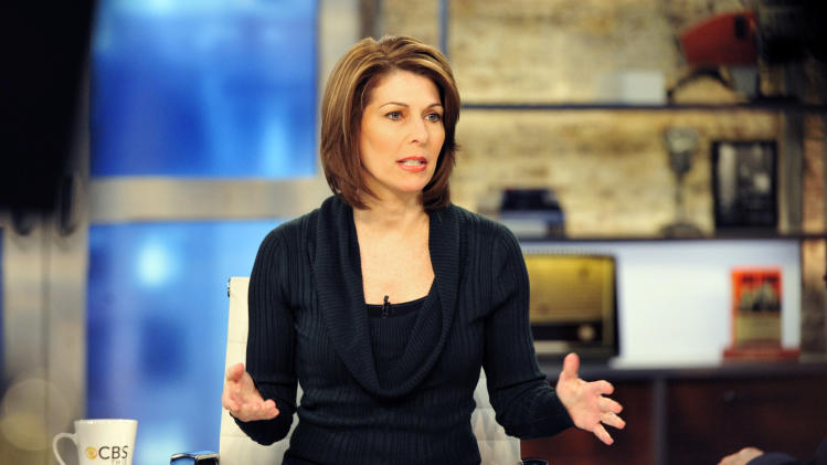 "This Jan. 13, 2012 photo released by CBS News shows Investigative Correspondent Sharyl Attkisson during a broadcast of ""CBS This Morning,"" in New York. CBS News says private investigators found that Attkisson's computer was tampered with multiple times last year. The network said Friday, June 14, 2013, that an intruder, working remotely using Attkisson's accounts, executed commands involving the search and filtering of data. CBS said it is taking further steps to identify the intruder and how the person gained access to her computer. (AP Photo/CBS, John P. Filo)  NORTH ANMERICAN USE ONLY, MANDATORY CREDIT"