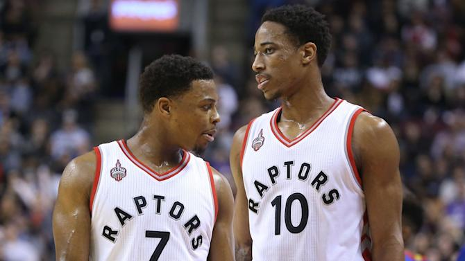 NBA Monday: Raptors visit Pistons, Hornets blowing out shorthanded Bulls