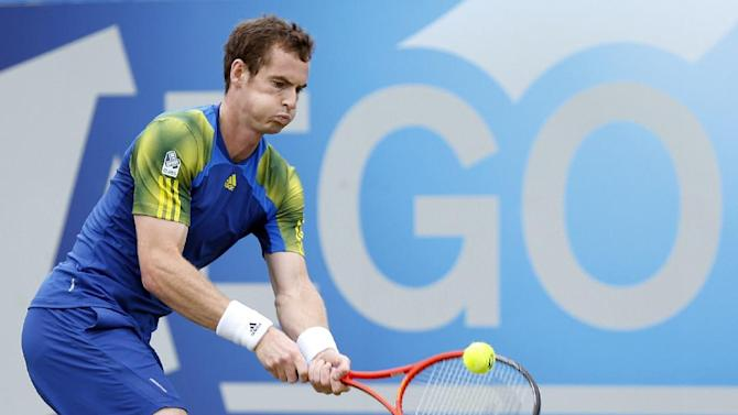 Tennis - AEGON Championships 2013 - Day Four - The Queen's Club